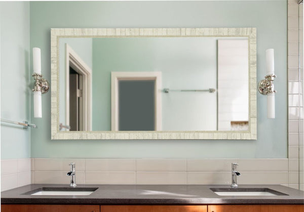 American Made Rayne Tuscan Ivory Double Vanity Wall Mirror - DV047 ~Suggested Retail~