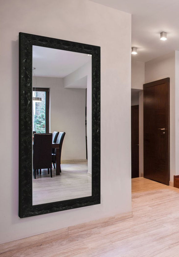 American Made Rayne Extra Large Black Endicott Mirror - DV080 ~Suggested Retail~