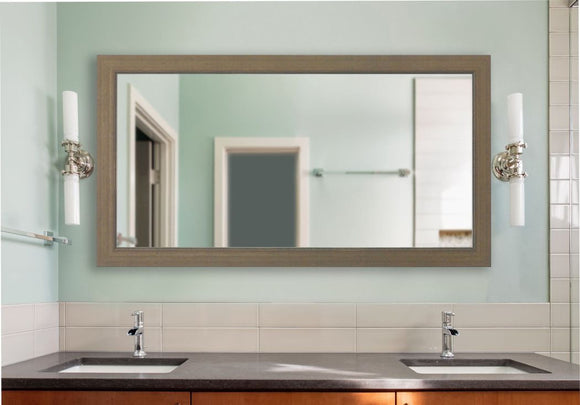 American Made Rayne Champagne Colville Double Vanity Mirror (DV081) *Suggested Retail*