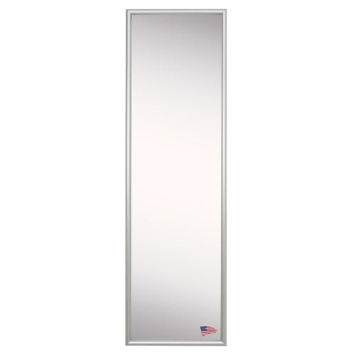 American Made Rayne Charlie Satin Silver Floor Mirror 25x60 - A003T ~Suggested Retail~