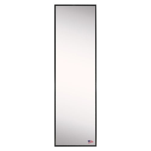 American Made Rayne Alpha Black Floor Mirror - A001T ~Suggested Retail~