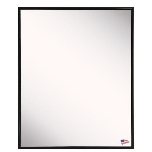 American Made Rayne Alpha Black Wall Mirror - AV001 ~Suggested Retail~