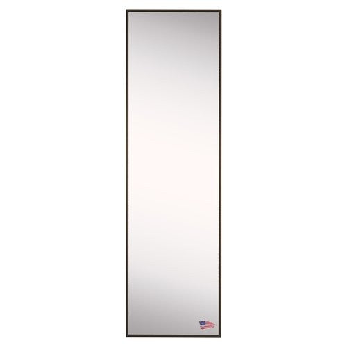 American Made Rayne Bravo Bronze Tall Floor Mirror Size 25.125x60.125 - A002T ~Suggested Retail~