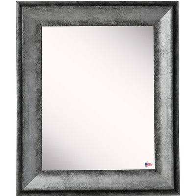 American Made Rayne Sterling Charcoal Vanity/Wall Mirror - V65 ~Suggested Retail~