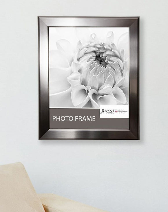 American Made Rayne Silver Rounded Picture Frame (F01) *Suggested Retail*