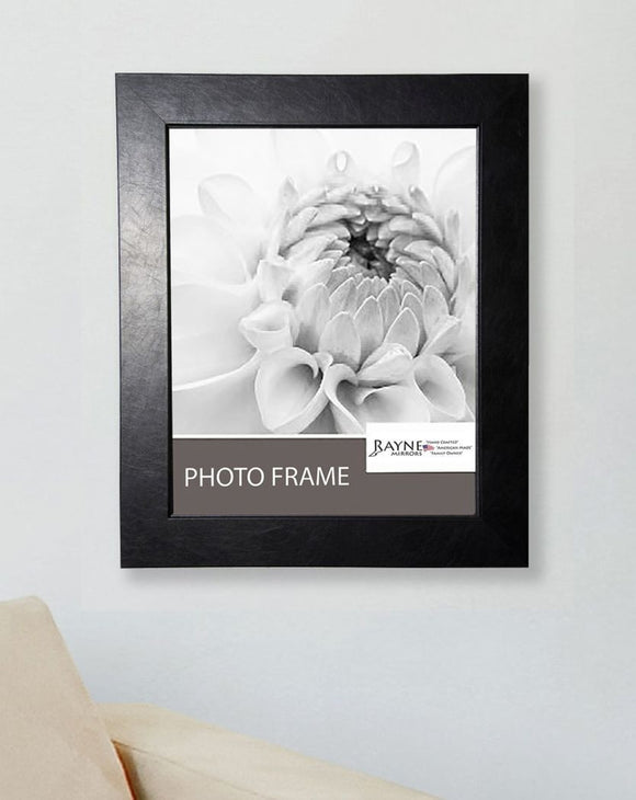 American Made Rayne Black Superior Picture Frame (F12) *Suggested Retail*