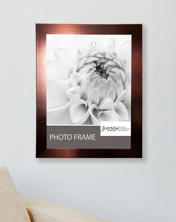 American Made Rayne Shiny Bronze Picture Frame (F20) *Suggested Retail*