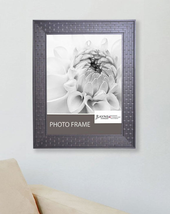 American Made Rayne Espresso Bricks Picture Frame (F26) *Suggested Retail*