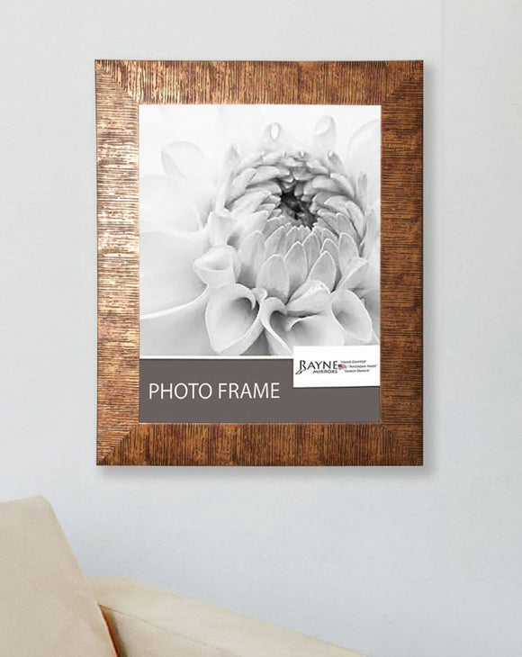 American Made Rayne Safari Bronze Picture Frame (F33) *Suggested Retail*