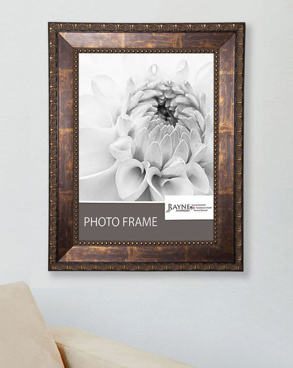 American Made Rayne Roman Copper Bronze Picture Frame (F41) *Suggested Retail*