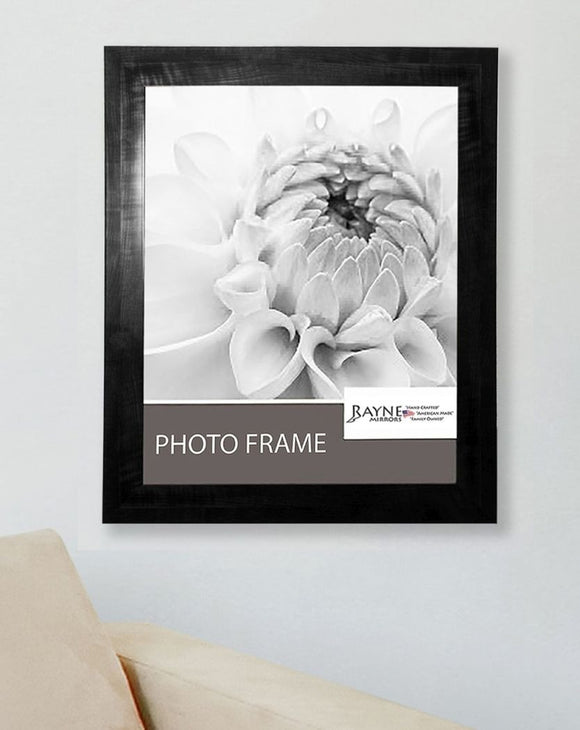 American Made Rayne Black Smoke Picture Frame (F45) *Suggested Retail*