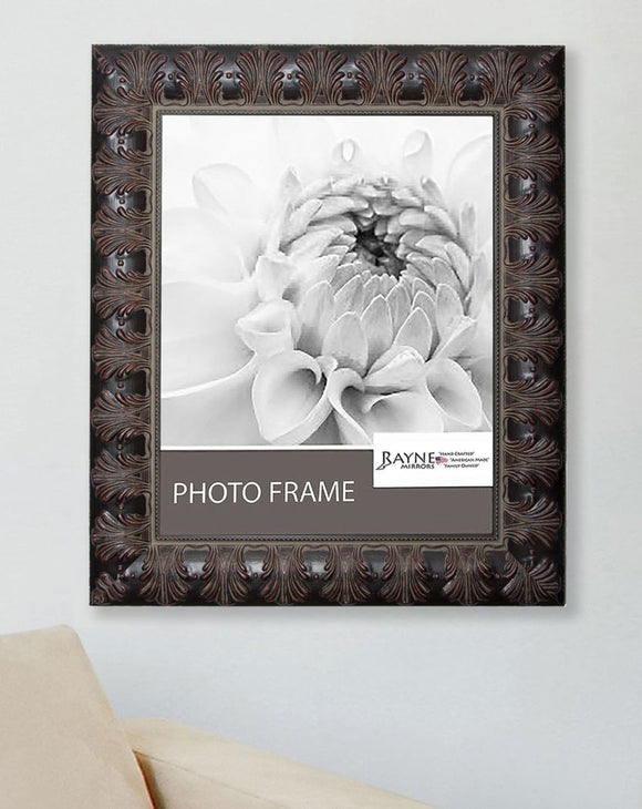 American Made Rayne Feathered Accent Picture Frame (F49) *Suggested Retail*