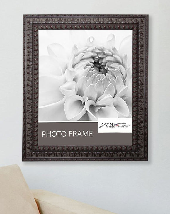 American Made Rayne Dark Embellished Picture Frame (F51) *Suggested Retail*