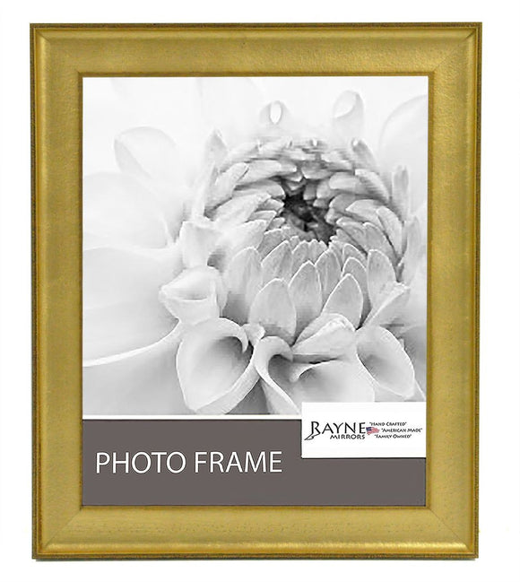 American Made Rayne Vintage Gold Picture Frame (F57) *Suggested Retail*