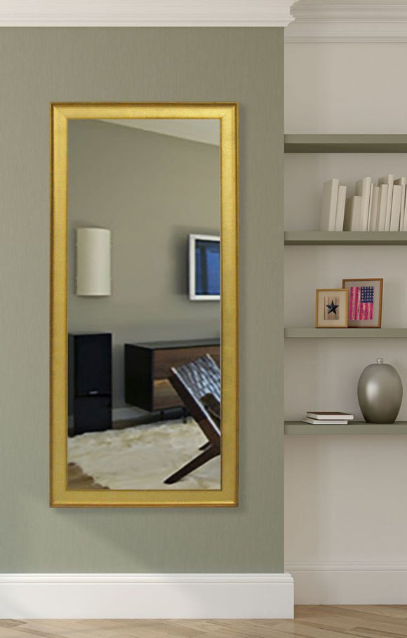 American Made Rayne Vintage Gold Tall Mirror (R057T) *Suggested Retail*