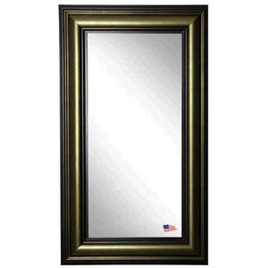 American Made Rayne Stepped Antiqued Tall Mirror (R007T) *Suggested Retail*