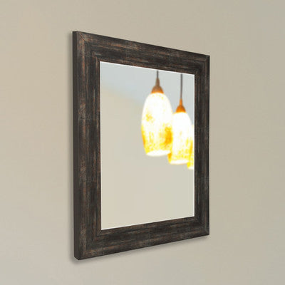 American Made Rayne Brushed Classic Brown Wall Mirror (V77) *Suggested Retail*