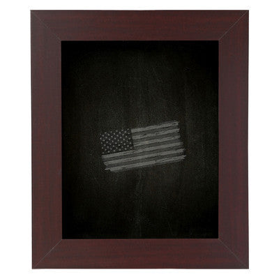 American Made Rayne Dark Mahogany Blackboard - B76 ~Suggested Retail~