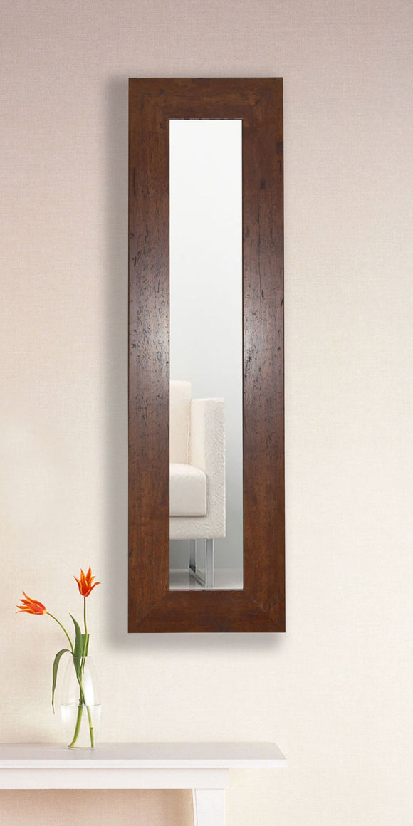 American Made Rayne Dark Walnut Panel Mirror (P61) *Suggested Retail*