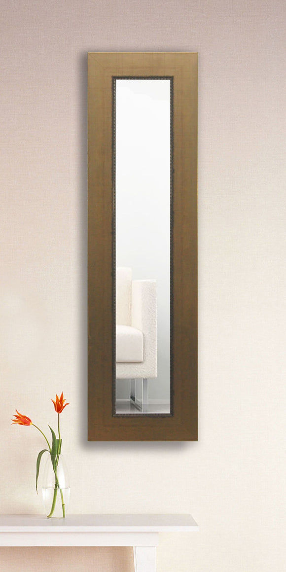 American Made Rayne Golden Lowe Panel Mirror (P82) *Suggested Retail*