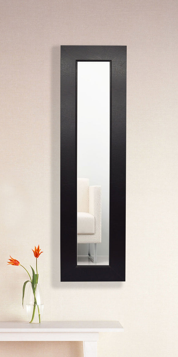 American Made Rayne Black Superior Panel Mirror (P12) *Suggested Retail*