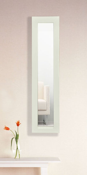 American Made Rayne Glossy White Mirror Panel - P21 ~Suggested Retail~