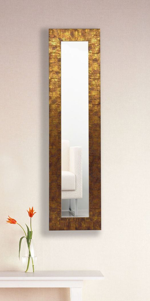 American Made Rayne Safari Bronze Panel Mirror (P33) *Suggested Retail*