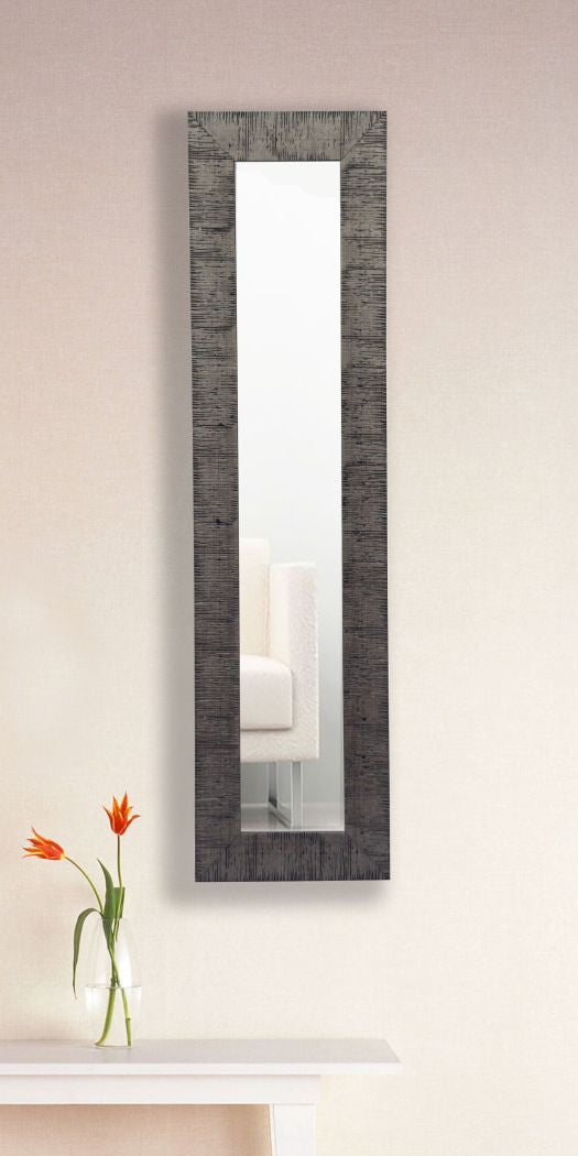 American Made Rayne Safari Silver Panel Mirror (P34) *Suggested Retail*