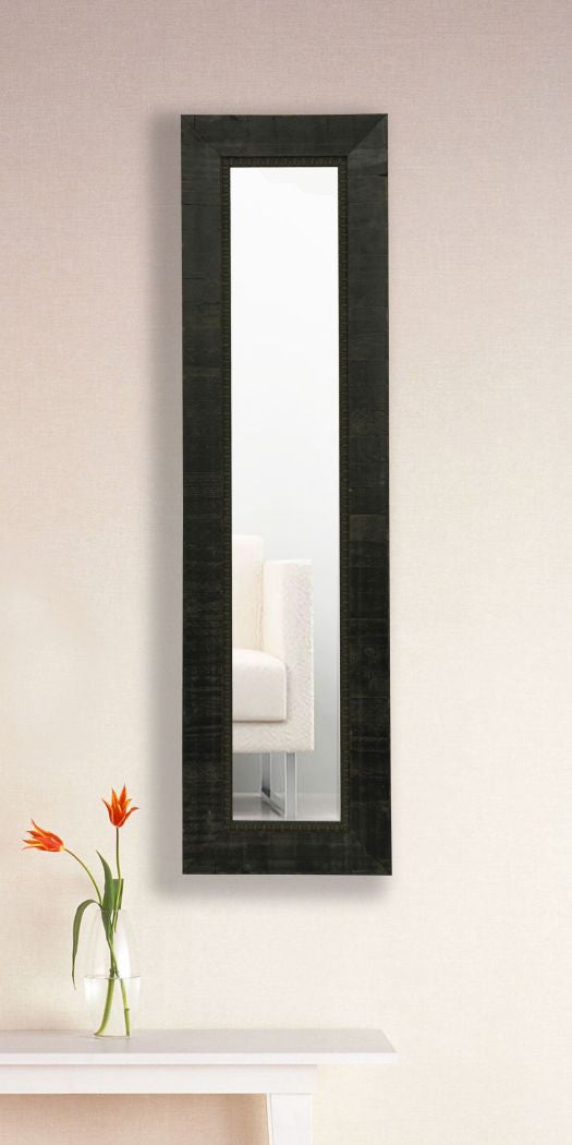 American Made Rayne Tuscan Ebony Panel Mirror (P48) *Suggested Retail*