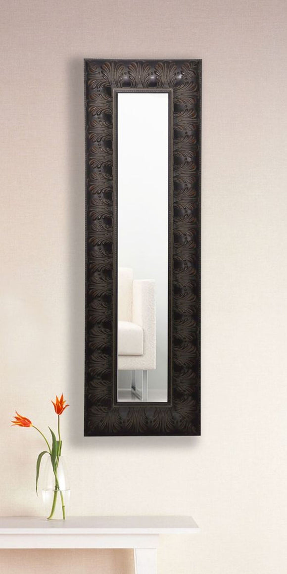 American Made Rayne Feathered Accent Panel Mirror (P49) *Suggested Retail*
