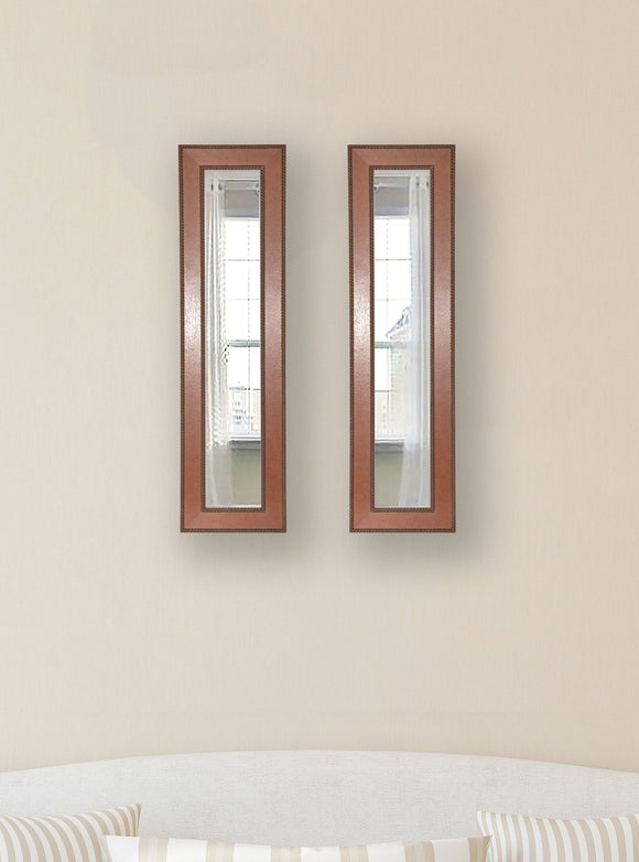 American Made Rayne Western Rope Panel Mirror (P50 Set of 2) *Suggested Retail*