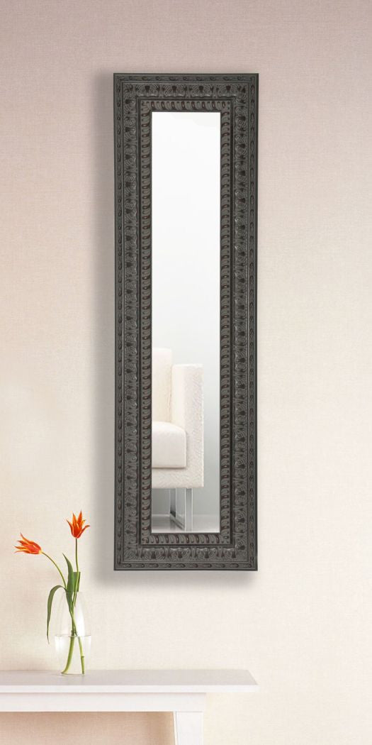 American Made Rayne Dark Embellished Panel Mirror (P51) *Suggested Retail*