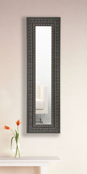 American Made Rayne Dark Embellished Mirror Panel - P51 ~Suggested Retail~