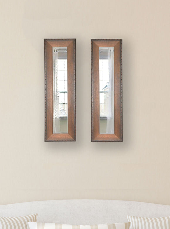 American Made Rayne Timber Estate Panel Mirror (P52 Set of 2) *Suggested Retail*