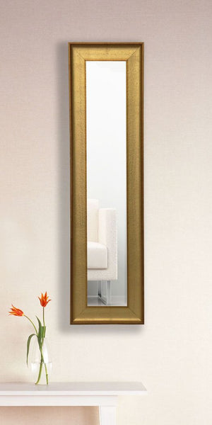 American Made Rayne Vintage Gold Mirror Panel - P57 ~Suggested Retail~