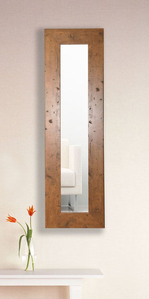 American Made Rayne Light Walnut Mirror Panel - P62 ~Suggested Retail~