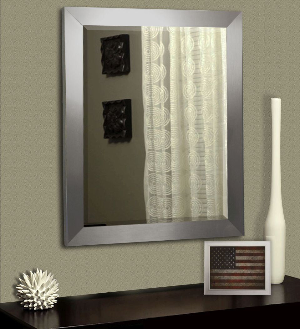American made rayne silver wide wall mirror r003 suggested american made rayne silver wide wall mirror r003 suggested retail amipublicfo Images