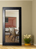 American Made Rayne Black Superior Extra Tall Mirror (R012XT) *Suggested Retail*