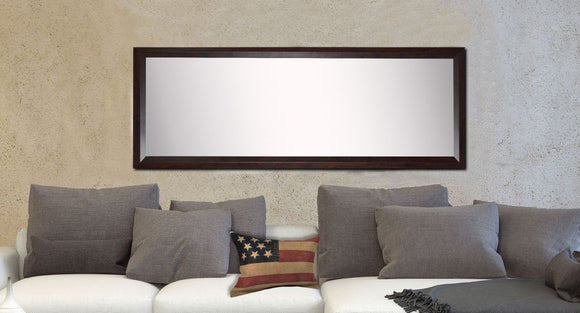 American Made Rayne Dark Walnut Mirror (R016T) *Suggested Retail*