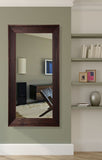 American Made Rayne Barnwood Brown Tall Mirror Size 30.75x65.75 - R017T ~Suggested Retail~