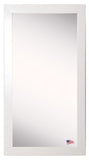 American Made Rayne Glossy White Mirror (R021T) *Suggested Retail*