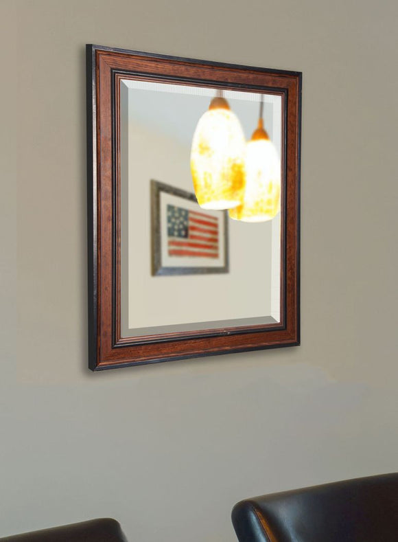 American Made Rayne Country Pine Wall Mirror - R027 ~Suggested Retail~