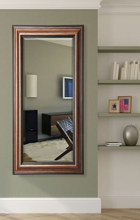 American Made Rayne Canyon Bronze Beveled Tall Mirror (R029BT) *Suggested Retail*
