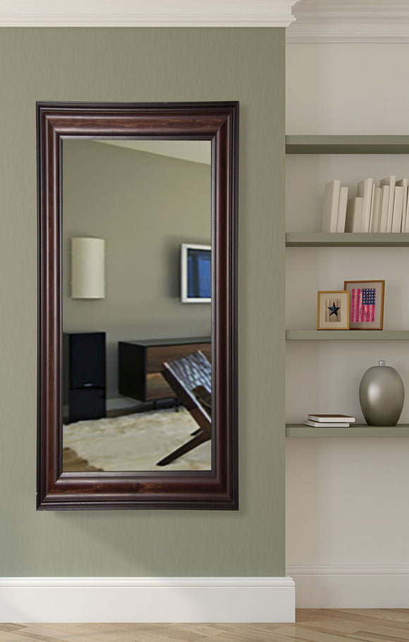 American Made Rayne American Walnut Tall Mirror (R030T) *Suggested Retail*