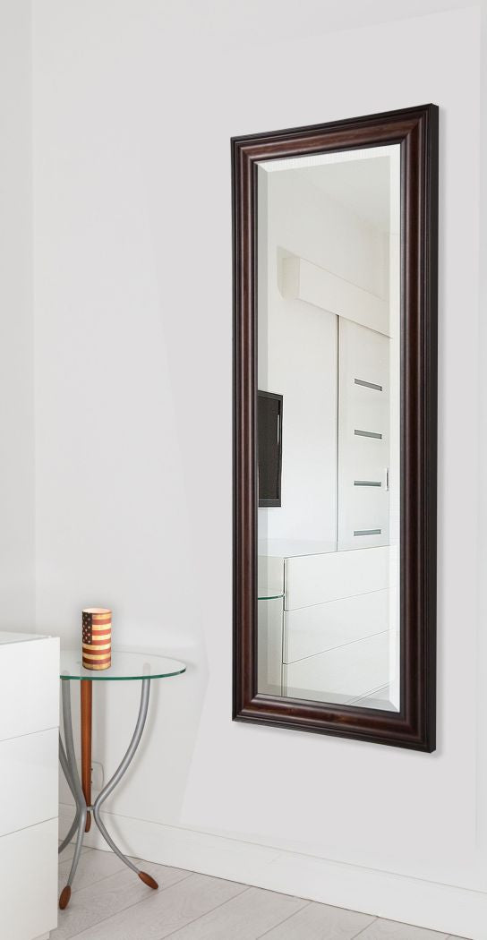 American Made Rayne American Walnut Body Mirror (V030TM or R030TM) *Suggested Retail*