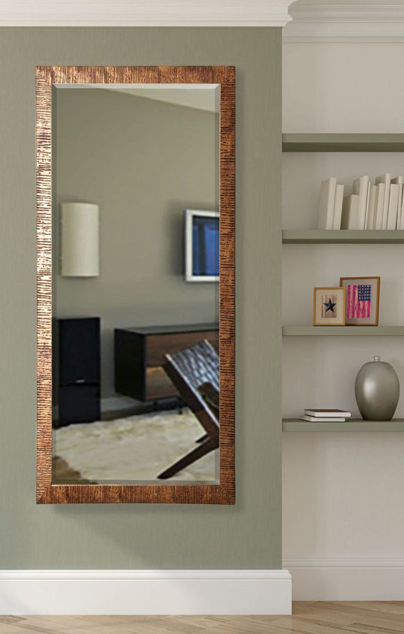 American Made Rayne Safari Bronze Extra Tall Mirror (R033XT) *Suggested Retail*