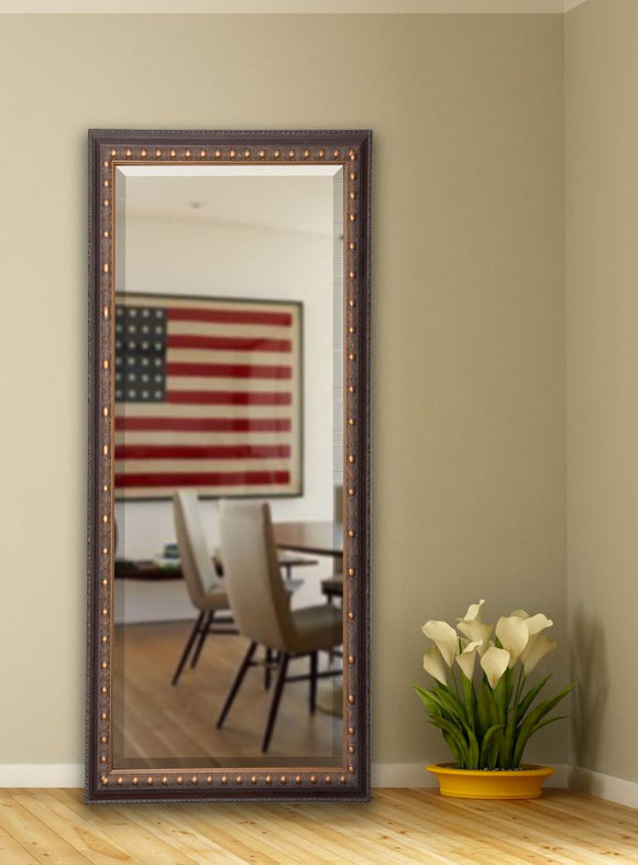 American Made Rayne Traditional Cameo Bronze Mirror (R042XT) *Suggested Retail*