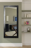 American Made Rayne Black Smoke Extra Tall Mirror (R045XT) *Suggested Retail*
