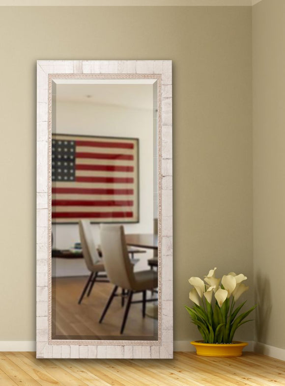 American Made Rayne Tuscan Ivory Extra Tall Mirror Size 29.5x70 - R047XT ~Suggested Retail~