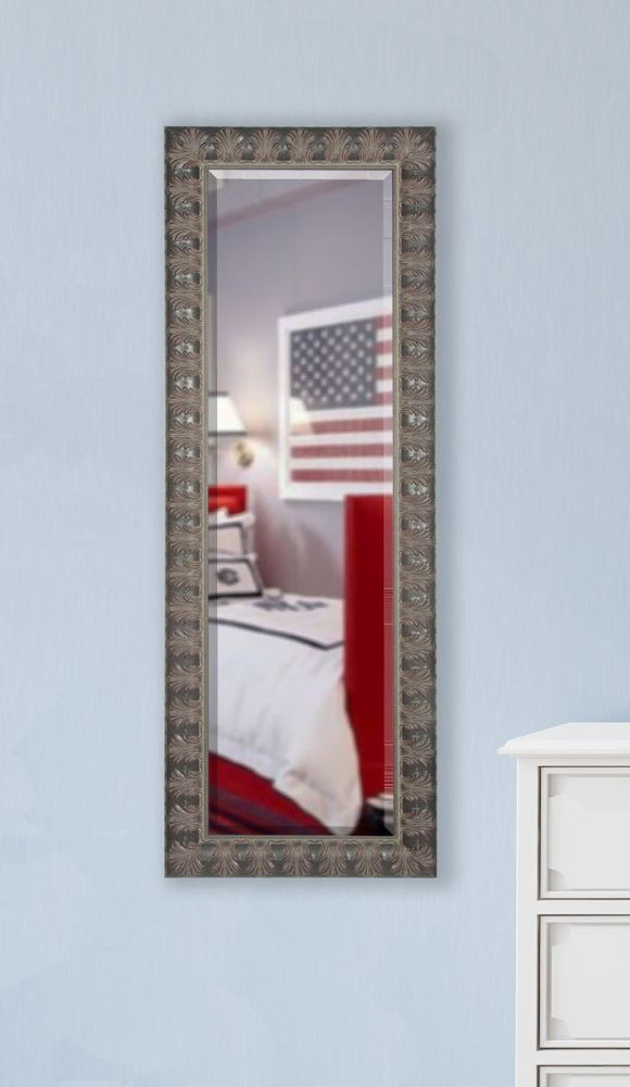 American Made Rayne Feathered Accent Body Mirror 22x61 - V049TSorR049TS ~Suggested Retail~
